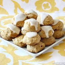 Libbys Pumpkin Orange Cookies by Sweeterthansweets Libby U0027s Glazed Pumpkin Cookies Recipe