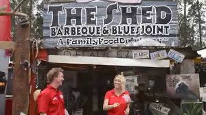 The Shed Bbq Gulfport Mississippi by The Shed Bbq Invites Vice President Biden To Get Fed Youtube