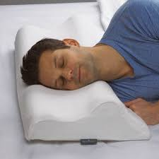 Sleep Innovations New Anti Snore Pillow bines the fort of
