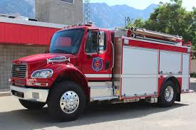 Bear Lake Fire Hall – 353 Grizzly Ave – BC Fire Trucks