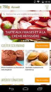 750g com recette cuisine 750g recettes de cuisineandroid mt
