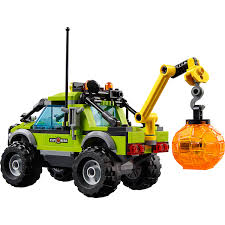 Lego - City, Volcano Explorers, Truck Set | PlayOne Lego City 4434 Dump Truck Ebay Monster 60180 Toy At Mighty Ape Nz 3221 Big Amazoncouk Toys Games Fire Utility 60111 Tow Trouble 60137 Toysrus Volcano Exploration End 242019 1015 Am Ideas Product City Front Loader Garbage Amazoncom Great Vehicles 60056 Lego 60121 Dashnjess 1800 Hamleys For And Pizza Van Food Moped Building Set