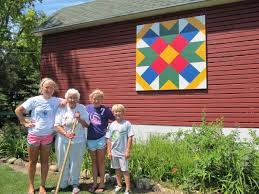 Outdoor Art Series: Southern Wisconsin Barn Quilts | WNIJ And WNIU Panes Of Art Barn Quilts Hand Painted Windows Window And The American Quilt Trail July 2010 Snapshots A Kansas Farm North Centralnorthwestern First Ogle County Pinterest 312 Best Quilts Images On Quilt Designs Things To Do Black Hawk Tour Cedar Falls Red In Winter Stock Photo Image 48561026 Lincoln Project Pattern Editorial Stock Photo Indian 648493 Gretzingerchickenlove Columbia Barn Sauk Visit Like Our Facebook