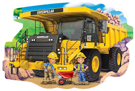 MASTERPIECES CATERPILLAR DUMP Truck - 36 Piece Kids Shaped Floor ... Cstruction Dump Truck Toy Hard Hat Boys Girls Kids Men Women Us 242 148 Alloy Pull Back Engineer Childrens Goki Nature Monkey Amazoncom Wvol Big For With Friction Power And Excavator Learn Transportcars Tonka Ride On Mighty For Youtube Capvating Coloring Simple Drawing Pages Best Of Funny The Award Wning Hammacher Schlemmer Colors Children To With Toys W 12 V Battery Powered On Dumper Bucket By Surwish Simulation Eeering Vehicles