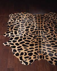 Animal Print Imported Rug