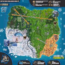 Fortnite Season 7 Week 7 Loading Screen Location Aimbot