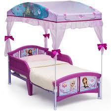 Frozen Bed Set Queen by Amazon Com Disney Frozen Canopy Toddler Bed Baby