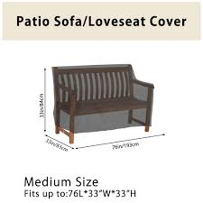 Judy1980 Garden Loveseat Covers Waterproof Patio Bench Seat ... Wooden Front Porch Rocking Chairs Pineapple Cay Allweather Chair White Features Amazoncom Xue Heavy Duty Sunnady 350 Lbs Durable Solid Wood Outdoor Rustic Rocker Camping Folding For Nursery Zygxq Garden Centerville Amish 800 Lb Classic Treated Double Ash Livingroom Indoor Best Home 500lb Heavy Duty Metal Patio Bench Glider