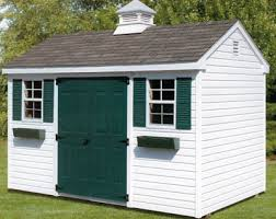 Amish Storage Sheds & Shed Kits from Alan s Factory Outlet