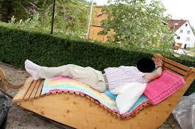 relax liege für 2 personen bauanleitung zum