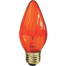 buy satco 25w f15 incandescent decorative light bulb