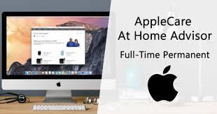 AppleCare At Home Advisor Permanent Apple Inc