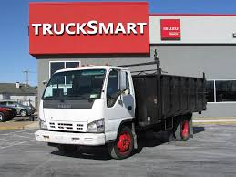 100 Npr Truck 2007 ISUZU NPRHD DUMP TRUCK FOR SALE 11314