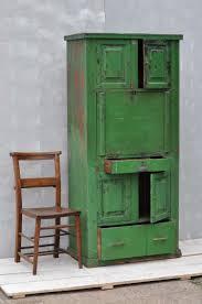 vintage bureau rustic vintage bureau cabinet original green paintwork home