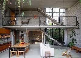 100 Interior House 10 Popular Concrete Home Interiors From Dezeens Pinterest