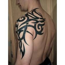 Tattoo Tribal Arm Shoulder