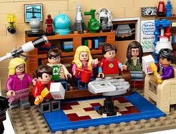 sitcom building block sets big theory lego