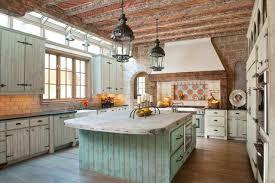 landhausküchen im toskanischen stil mit viel charme
