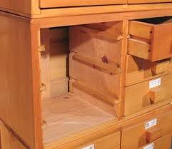 Wooden drawer slides Have lots of tips on how to make drawers