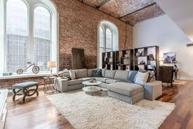 100 Industrial Style House Style Center City Loft Has 22foot Ceilings For