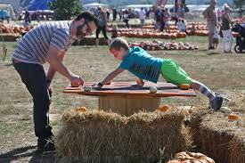 Rombachs Pumpkin Patch by Pumpkin Patches Compete In Chesterfield Valley Multimedia