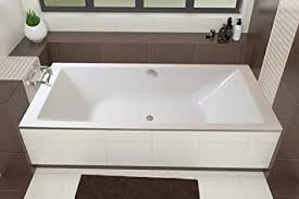 ecolam große badewanne wanne borneo rechteck design acryl