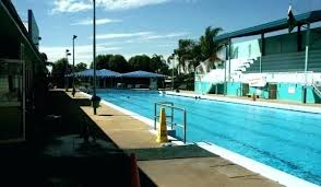 Olympic Length Pool Of There Is A Full 6 Lane Swimming Located Junior Size Meters
