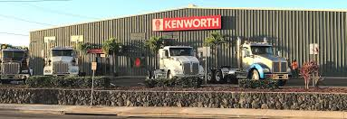 100 Kenworth Truck Dealers Hawaii Opens Brand New Location In KailuaKona