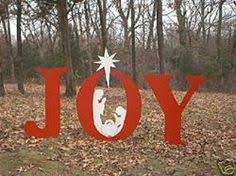 Christmas Yard Art Mom
