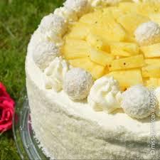 ananas raffaello torte 4 5