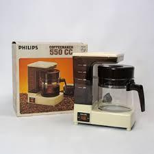 PHILIPS 70s CAFE NOVA HD5114 Coffee Maker 80s Cafe MOULIN HL