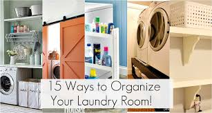 Laundry Room Organization 10 Clever Storage Ideas For Your Tiny