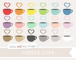 Coffee Heart Clipart Cup Clip Art Tea Teacup Latte
