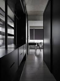 100 Kc Design KC Studio S A Moody Black Apartment For A