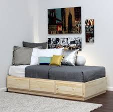 Twin Captains Bed With 6 Drawers by Twin Captains Bed With Drawers Plans For Twin Captains Bed With