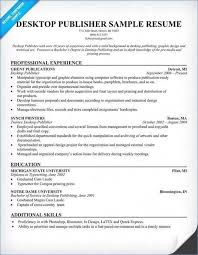 Example Of Good Resume Elegant Simple Job From Executive Examples