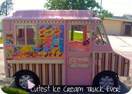 Ice Cream Trucks | Ice Princess} Pasadena Retro Ice Cream Truck ...