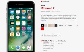 Get an iPhone 7 for just $449 from Verizon limited time offer
