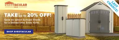 Suncast Outdoor Storage Cabinets With Doors by Home Page Suncast Corporation