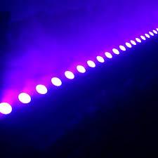 Xstatic X BAR24UV3W Evo UV 24x 3W LED Ultra Violet Black Light Bar