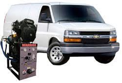 Truck Mount Carpet Extractor truck mount van packages