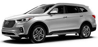 2018 Hyundai Santa Fe – Features and Specs