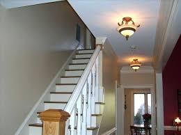 small hallway lighting ideas gorgeous modern contemplative cat