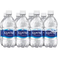 Aquafina 8 Oz Purified Drinking Water