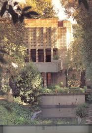 100 Millard House Ii House Front Exterior La Miniatura Frank Lloyd
