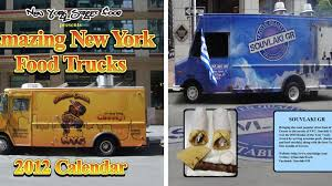 New York Food Trucks Finally Get Their Own Calendar - Eater NY