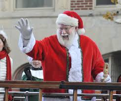 Christmas Tree Shop South Attleboro by Santa Makes Visit To Downtown North Attleboro For Annual Parade