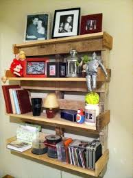 10 DIY Wood Pallet Shelf Ideas
