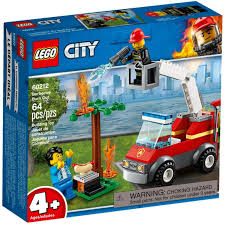 100 Lego City Tow Truck LEGO CITY Barbecue Burn Out 2019