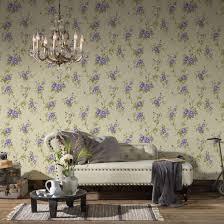 a s création vliestapete romantico tapete romantisch floral creme lila grün
